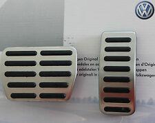 VW Amarok original pedalset pedales pedal tapas pedal cover pads caps amorok v6