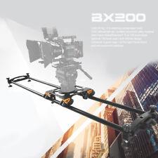 Greenbull BX200 Film Camera Slider 100mm bowl Video Slider dolly track Kit 50KG