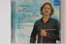 Dowland Tell Me True Love Joel Frederiksen Ensemble Phoenix Munich box22