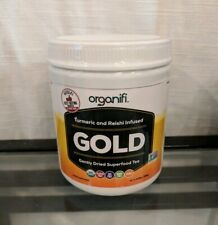 ORGANIFI GOLD Superfood Organic Super Food Supplement 30 Day Supply EXP  01/2021