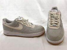 Nike Air Force 1 Seersucker Pack White Gum Grey 488298-051 US 13 AF1 dunk
