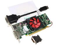 AMD Radeon HD7470 1GB OptiPlex Vostro Dell Inspiron Desktop Video Graphics Card