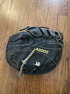 "Wilson A2000 Pro Stock First Baseman 12"" Glove Left Hand Pro Stock A2802 PSB"