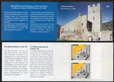 SWITZERLAND MNH 2001 SG-PSB12 Pro-Patria Booklet Complete