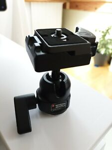 Manfrotto Ball Head and Quick Release Plate