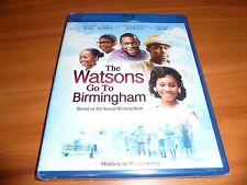 The Watsons Go to Birmingham (Blu Ray-Disc 2013) NEW Wood Harris