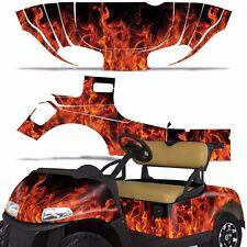 Ez go rxv golf car parts accessories ebay ez go freedom rxv golf cart graphic kit sticker wrap decal ezgo 2014 ice orange publicscrutiny Image collections