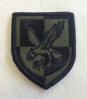 16 Air Assault TRF, Badge, Patch, With or w/out Velcro, Army, Military, Green