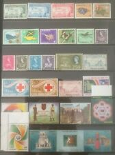 COMMONWEALTH QEII MINT SELECTION INCLUDING MNH & SETS