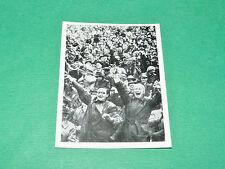 KOSMOS N°82 BRD RFA HONGRIE FANS DEUTSCHLAND A BERN 1954 WM54 FOOTBALL PANINI