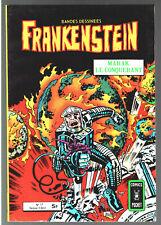# FRANKENSTEIN n°17 # MARAK LE CONQUERANT # 1980 COMICS POCKET