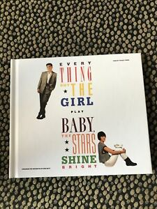 EVERYTHING BUT THE GIRL -BABY THE STARS SHINE BRIGHT-RARE DELUXE 2 cd plus edsel