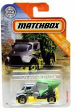 2018 Matchbox #35 MBX Construction Tree Lugger