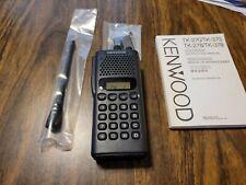(2) Kenwood Tk-370 + Charger + Battery