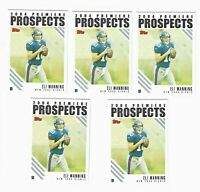 2004 TOPPS ELI MANNING SP PREMIERE PROSPECTS RC NY GIANTS CARD PP5 ROOKIE MINT