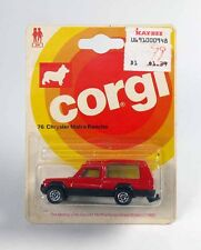 Corgi 76 Juniors Chrysler Matra Rancho Neu Karte Mint on Card MOC OVP 9908-02-29