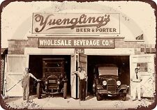 1934 antique PA brewery prohibition pub Yuengling beer vintage reproduction sign
