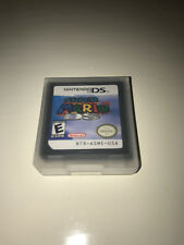 Super Mario 64 DS Video Game w/ Case for Nintendo DS Lite TESTED