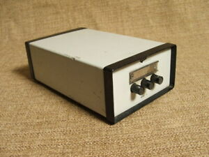 Dynair Mini 3 VS-203 Analog Switchbox, 3 in 1 out