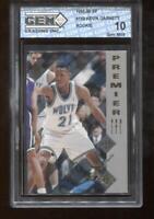 Kevin Garnett RC 1995-96 SP #159 Timberwolves ROOKIE GEM MINT 10