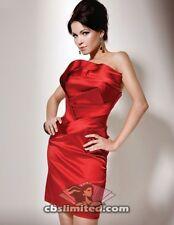 Jovani 154081 red dress size 0