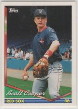 1994 Topps Baseball Boston Red Sox Team Set