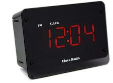 KJB Night Vision Covert Hidden Indoor Clock Radio WiFi IR Camera DVR 720P HD