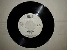 "I Pooh-Fantastic Fly/Odissey - Disco Vinile 45 Giri 7"" Edizione Promo Juke Box"