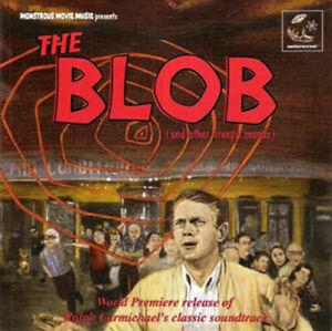 THE BLOB Ralph Carmichael/Steve McQueen CD