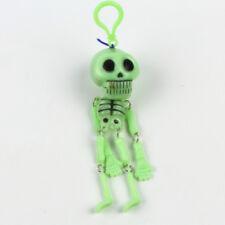 Glow In The Dark Hanging Scary Human Skeleton Halloween Props Toys Luminous