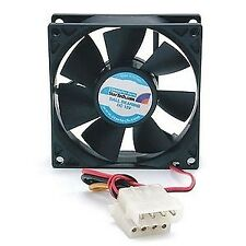 StarTech FANBOX StarTech.com 80x25mm Dual Ball Bearing Computer Case Fan w/ LP4