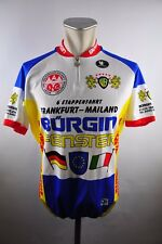 Frankfurt - Mailand Vermarc Radtrikot cycling jersey Fahrrad Gr. XL 60cm BR1