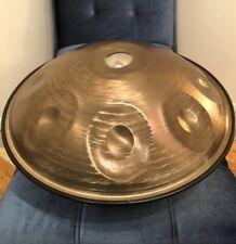 Axiom Instruments G# Celtic Minor 9 NEW Handpan Pantam Drum With Namana Case