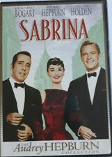 paramount Audrey Hepburn collection Sabrina DVD Humphrey Bogart William Holden
