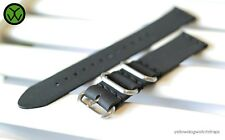 2 Piece Waterproof Rubber Diver NATO ZULU watch strap PVD Brushed Polished Brass