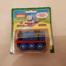 Thomas The Tank Engine & Friends BRIO THOMAS WOOD TRAIN WOODEN NEW IN BOX