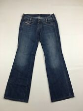 Women's Diesel 'RYOTH' Jeans - W30 L32 - Navy Wash - Great Condition