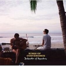 "KINGS OF CONVENIENCE ""DECALRATION OF..."" LP VINYL NEU"