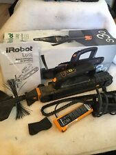 Irobot Looj 330 Robotic Gutter Cleaner Lithium Ion Battery Broken Track