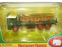 EFE. Bedford TK Flatbed with Beer Load. Trumans. Green. 1:76. 23403. British Tru
