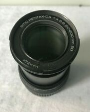 Pentax SMC F Zoom 1:4-5.6 50-200MM Camera Lens *UNTESTED*