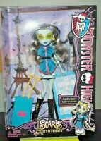 Monster High Scaris City Of Frights Frankie Stein Doll NIB New 2012