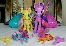 My Little Pony G4 ~Princess Twilight Sparkle & Fluttershy Breezies Accessories~