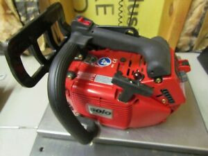 New Old Stock SOLO 637 Top Handle Chain Saw POWER HEAD ONLY