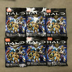 Mega Bloks Construx Halo CNC84 10 Years Series 6 Blind Pack lot New Sealed Toy