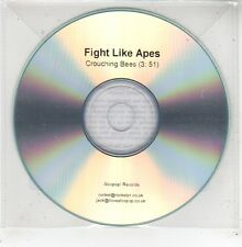 (GE10) Fight Like Apes, Crouching Bees - 2014 DJ CD