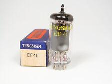 1 x NOS EF41-6CJ5-TUNGSRAM-OWN BOX
