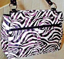 MICHE bag CLEARANCE $ALE  NEW Pkg JOCELYNNE purple ZEBRA shell fits PRIMA base