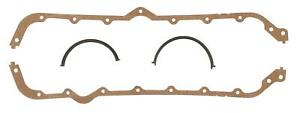 Mr. Gasket Oil Pan Gasket Multi-Piece Cork/Rubber AMC 290/304/343/360/390/401