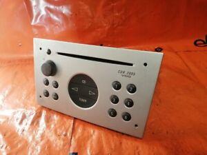 RADIO CD VAUXHALL CORSA/MERIVA Stereo Radio Head Unit 13122932